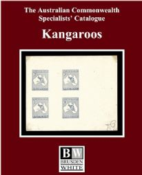 Australian Commonwealth Specialists Catalogue (Brusden White) Kangaroos - 6th Edition (2017)